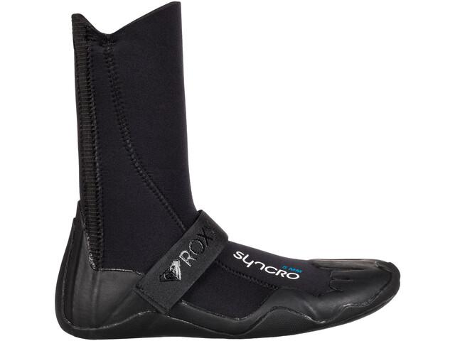 Roxy 5.0 Syncro - Calzado de playa - negro